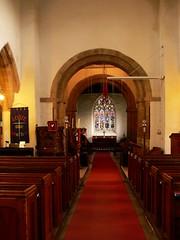 Nave St. Margaret