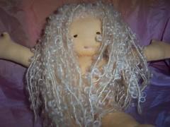 Blonde dolly (parnasus13) Tags: doll dolls crafts waldorf craft waldorfdolls waldorftoys