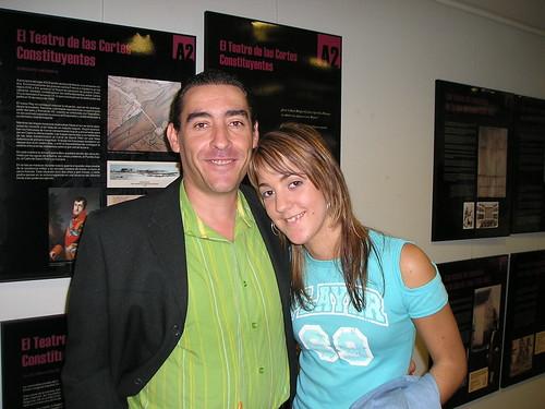 Yanira Figueroa y Paco Sánchez