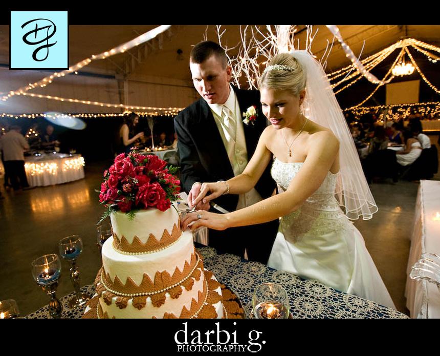 25Darbi G Photography wedding photographer missouri-cakecut