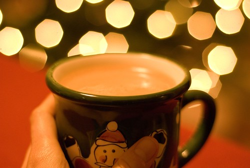 simple holidays :: hot cocoa
