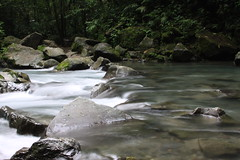 time warped (thaniya) Tags: waterfall costarica catarata