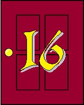 Door number 16