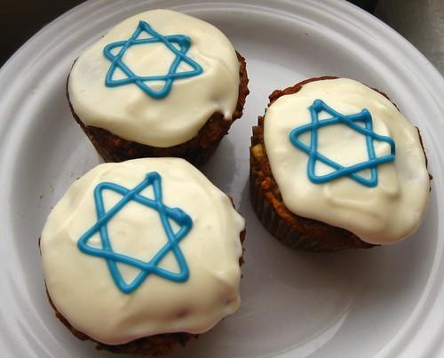 hanukkah  cupcakes 3