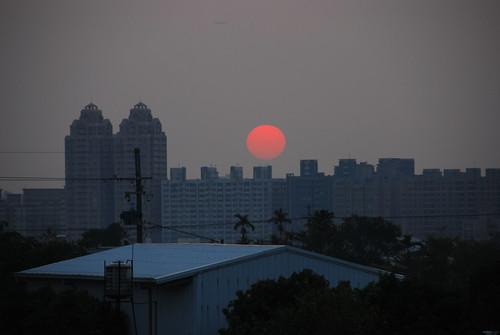Taichung Sunset