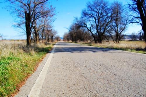 Carretera del cerro del viso