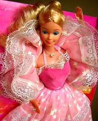 BACK TO THE 80'S - DREAM GLOW BARBIE (rod_collection_2) Tags: