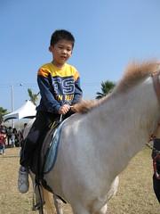 20090130-程程騎馬