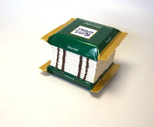 Ritter Sport Mini book