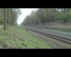 Flabaka Trein met 2 diesel loks Baureihe 225 DBS/Railion komt Venlo binnen (giedje2200loc) Tags: diesel rail db kalk trein 225 railion schenker loks flabaka baureihe treinenspotten kalktrein baureihe225 omleiders