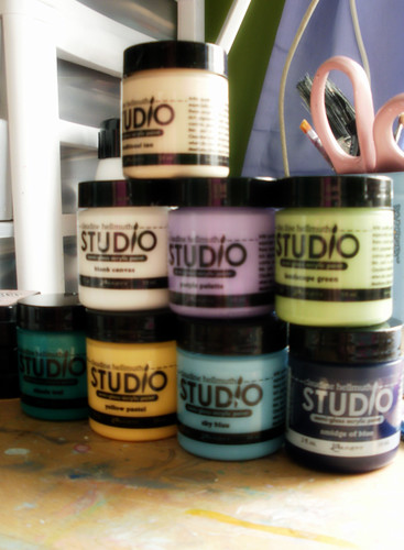 claudine hellmuth studio paints