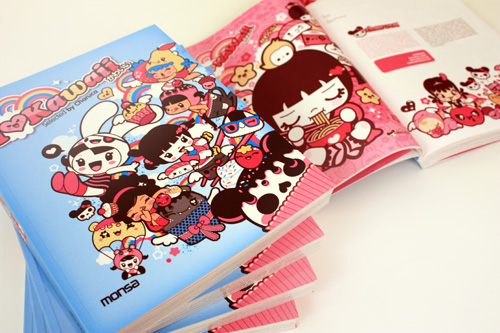 I love kawaii! THE BOOK