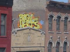 BIG L & HERTS (Billy Danze.) Tags: chicago graffiti big hertz l h20 herts kwt bigl 2nr