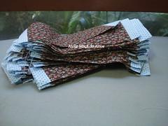 Trabalhando.... (Ateliê Maçã do Amor - By Carol Lidman) Tags: patchwork maçã tecido lembrancinha jogoamericano centrodemesa frasqueira