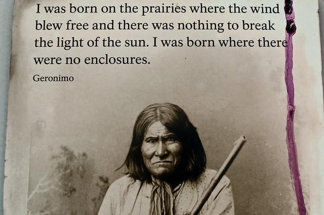 """I was born on the prairies..."""