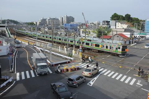 戸塚トツカーナ周辺2011年6月