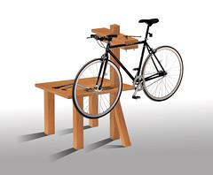 Mueble taller bicicleta Bilobicles (bilobicles bag) Tags: chile santiago handmade bicicleta taller fixie mueble casero hechoamano ppvaz bilobicles bicicleta