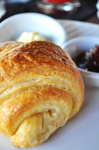 croissant off the menu