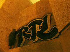 RTL (bob dobalina1) Tags: graffiti action lingo houston flick reset abels rtl slur sayer yanoe seyes