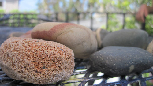 rocks from Texas