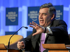 Gordon Brown - World Economic Forum Annual Mee...