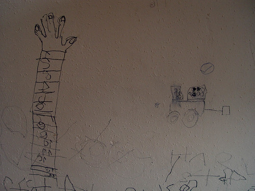 charlton's graffiti