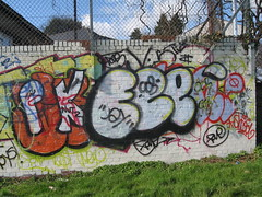 Horfield Common 9/ 16 (Z303) Tags: streetart bristol grafffiti