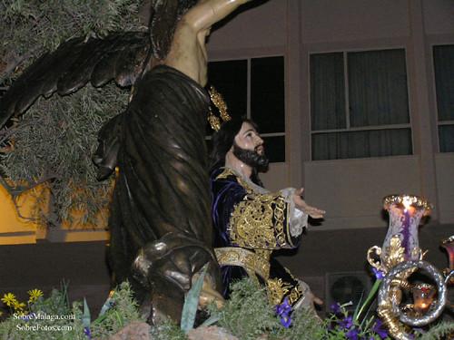 Jesús en la Oracion del Huerto