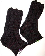 Lenore socks, as of 3/21