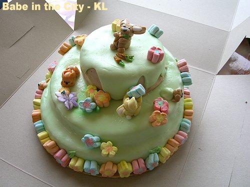 C's cake
