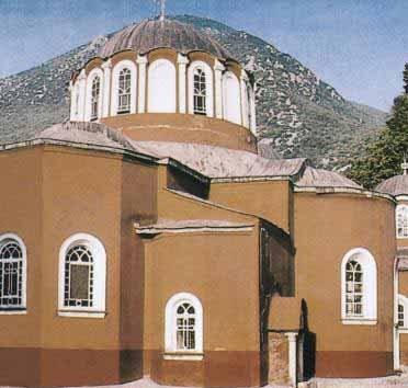 Monasterio del Monte Athos, Grecia