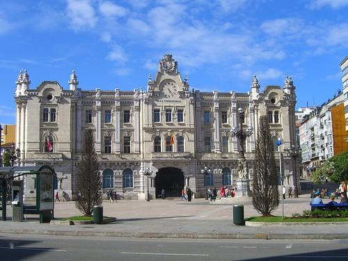 Santander Town Hall