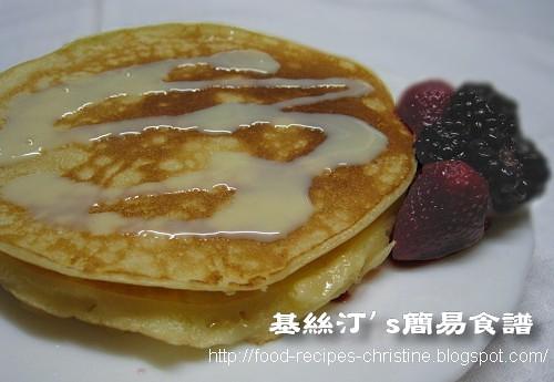 班戟 Pancakes02