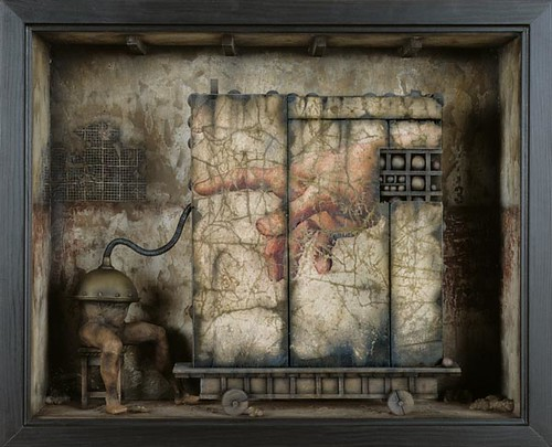 Diorama4 by Oscar Sanmartin Vargas