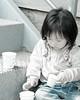 DSC_1981 (YENTHEN) Tags: bw smile nikon child 1750 naive tamron 黑白 inocent d80 1750mm yenthen