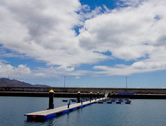 Soledad (minuano12) Tags: muelle mar tenerife soledad canaryislands navegar vacio islascanarias pantalan 0016 aplusphoto