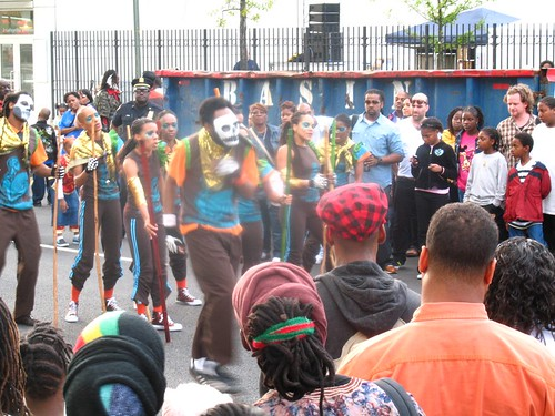 Dance Africa / African Street Fair in B'klyn