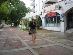 Caminando por Merida