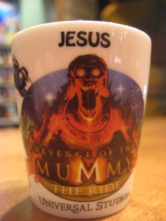 Mummy Jesus