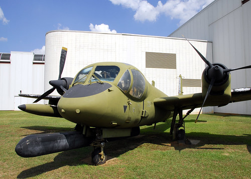 Airplane picture - Army Aviation, OV-1 Grumman Mohawk
