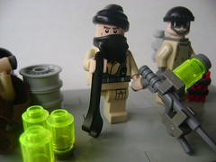 Apoc Preview (Battledog) Tags: war post lego fig apocalypse battle future minifig fighting preview apoc moc