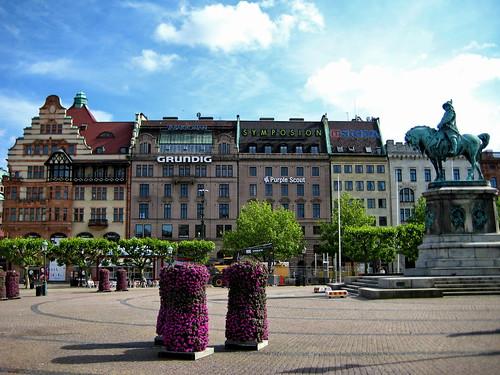 Malmo Square