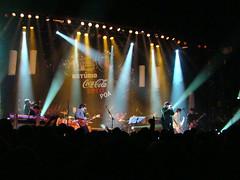 Skank e Cachorro Grande (Kitty & Kal-El) Tags: show music rock banda concert música skank cachorrogrande estúdiococacola estúdiococacolazeropoa