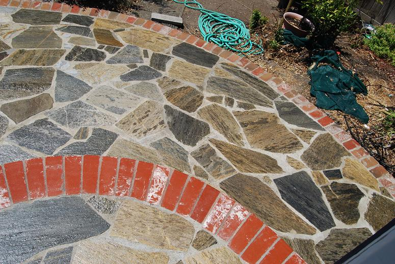 High Quality Would You Seal Flagstones?