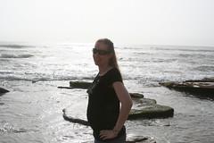 IMG_0077 (drjeeeol) Tags: ocean beach water surf waves jill pregnancy pregnant triplets reef 17weeks