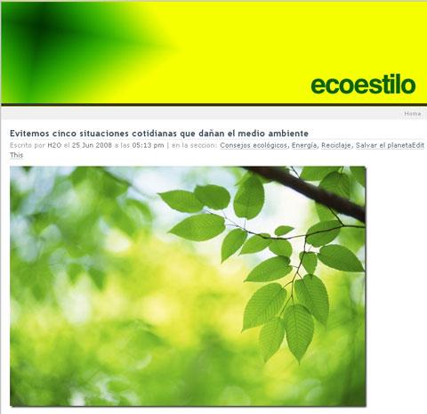 ecoestilo