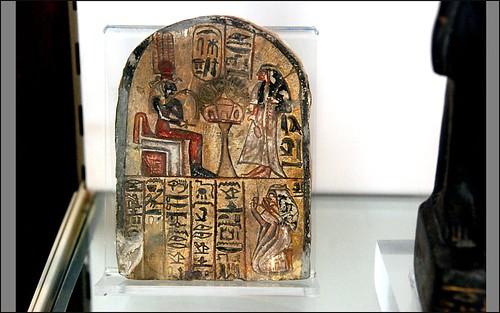 2008_0610_160957AA Egyptian Museum, Turin por Hans Ollermann.