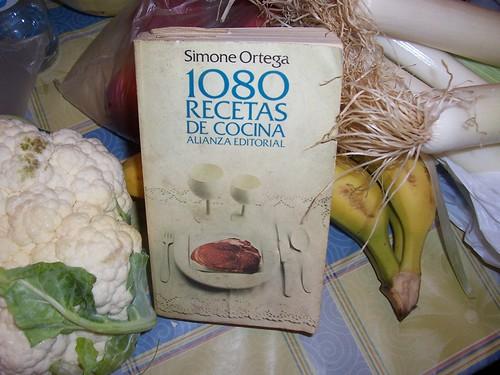 Simone Ortega, 1080 recetas de cocina