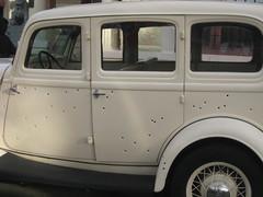 Auto Bonnie und Clyde