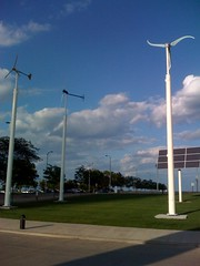 Renewable Energy at Discovery World photograph by Matt Montagne, some rights reserved